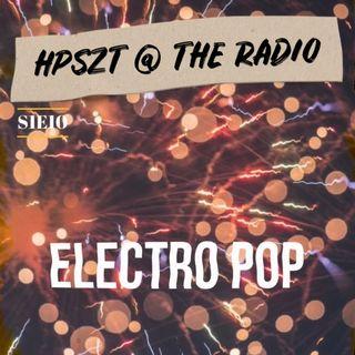 """HPSZT @ the radio - S1E10 - """"Electro Pop"""""""