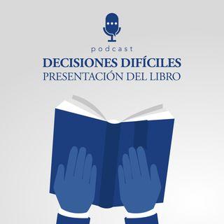 Felipe Calderón presenta su libro Decisiones difíciles