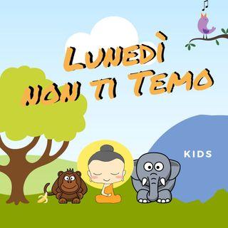 Addormentarsi - Kids 14 (Meditazione)