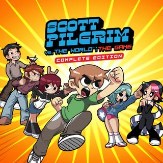 SCOTT PILGRIM VS THE WORLD GAME (PS5) Full Walkthrough Alternative Commentary