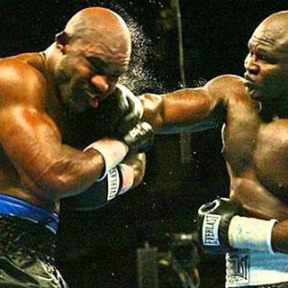 """Legends of Boxing Show:Guest Former 3-Time World Champion James""""Lights Out""""Toney"""