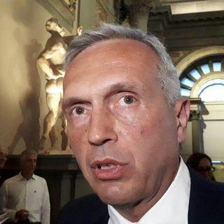 Sandro Mencucci a Radio Sportiva