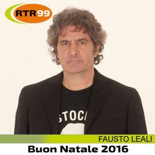 RTR 99 Fausto Leali Auguri di Natale 2016