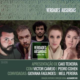 Especial 2019 - Com Victor Camejo, Mell Pereira e Giovana Fagundes