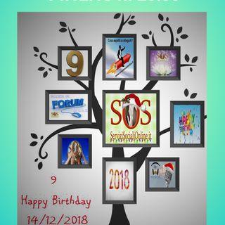 S.O.S. Servizi Sociali On Line compie 9 anni