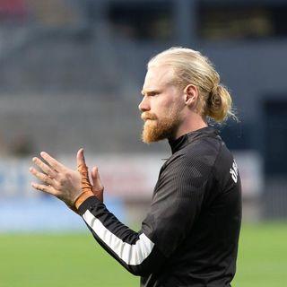 Vi träffade ÖSK:s Mathias Karlsson