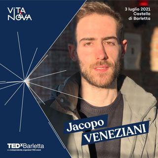 Jacopo Veneziani - esperto e divulgatore di Storia dell'arte