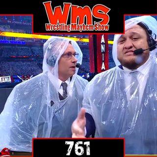 Rain Delay | Wrestling Mayhem Show 761