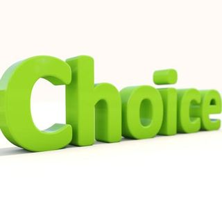 Choice Is The First Law In The Laws of Attraction