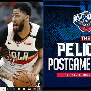 Pelican Postgame Report #342 Pels Loss To Houston, Gayle Selling The Team? & More..