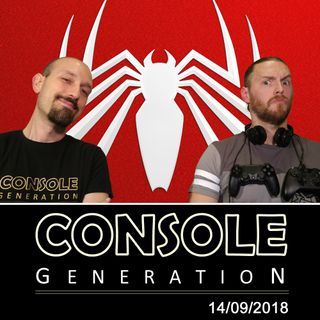Marvel's Spider Man, Dragon Quest XI e altro! - CG Live 14/09/2018