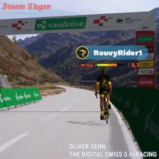 Oliver Senn  The Digital Swiss 5 #eRACING