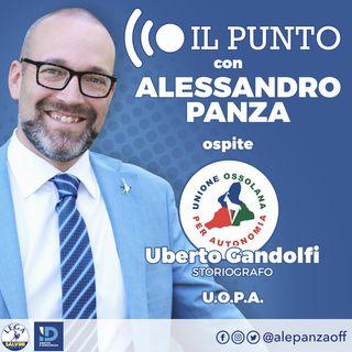 Il punto con Uberto Gandolfi sulla storia dell'Uopa, l'Unione Ossolana per l'Autonomia