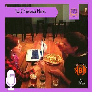 2x2. Florencia Flores: el podcast y su aporte al feminismo (en Beerbros Bar)