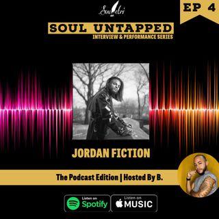 Soul Untapped : Jordan Fiction
