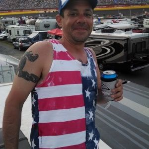 First timer Virgin At Coca cola 600