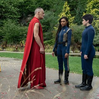 "122: STAR TREK: DISCOVERY S3E4 ""Forget Me Not"""
