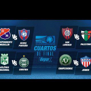 Cuartos de Final Copa Sudamericana 2016