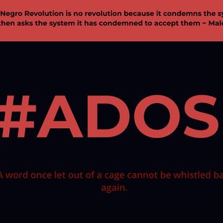 #Ados - T&Y are failing black people