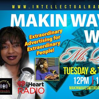 Makin Waves With Darci Radio Show/Budgeting