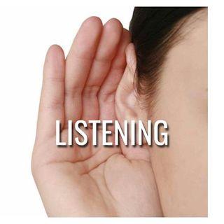 Listening - Morning Manna #3148
