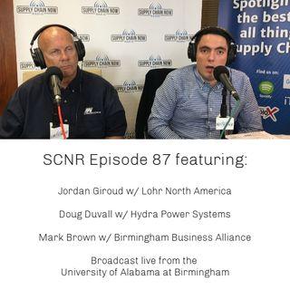 Supply Chain Now Radio Episode 87