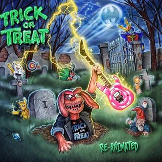 Metal Hammer of Doom: Trick or Treat - Re-Animated