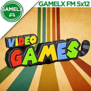 GAMELX 5x12 - El lenguaje de los videojuegos