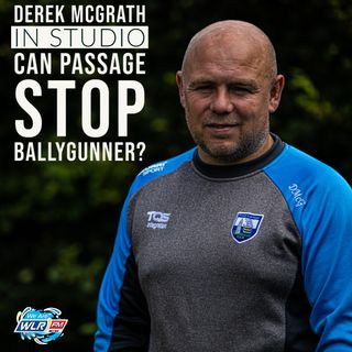 Derek McGrath- Senior & Intermediate Hurling Finals