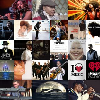 Just Playing The Music {Smooth J Mixing} On iHeartRadio Podcast