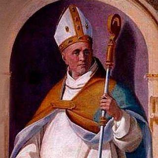 San Hugo, obispo
