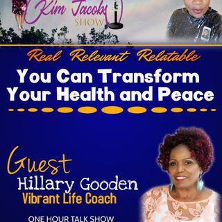 TRANSFORM YOUR HEALTH AND PEACE