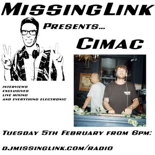 MissingLink on the radio Ft Cimac #008