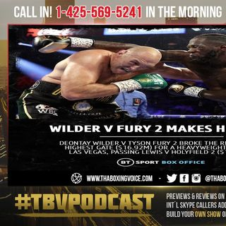 ☎️Deontay Wilder's Manager Called, Says Fury Trilogy is Likely😎Revealed Warren Tyson's Promoter🔥