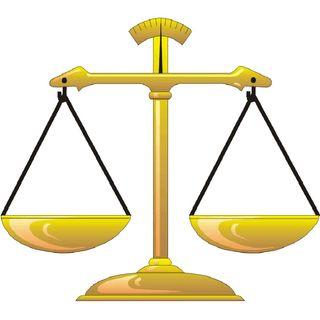 Una bilancia fa capire che ogni messa ha un valore infinito