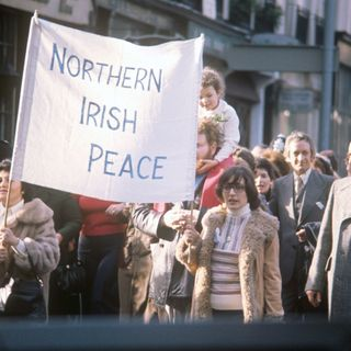 How Divided Is Northern Ireland - 20 Years On From The Good Friday Agreement?