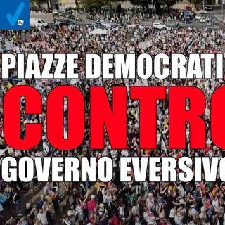 Francesco Toscano Il governo Draghi è eversivo