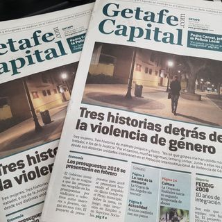 GETAFE CAPITAL regresa en papel