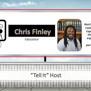 Chris Finley - Episode 1: Black Republicans, taxation and more ...
