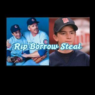 Rip Borrow Steal - Rookie Of The Year & Little Big League