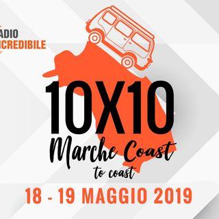 10x10 Marche Coast to Coast