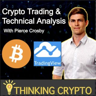 Pierce Crosby TradingView GM Interview - Bitcoin & Crypto Technical Analysis, NFTs, GameStop