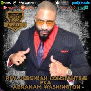 TMPToW: Abraham Washington