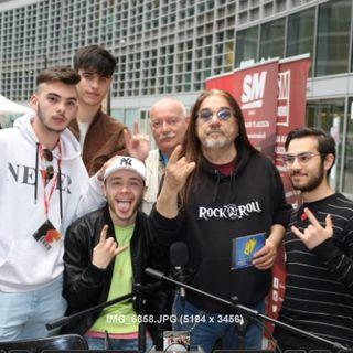Intervista con Pino Scotto - FIM 2019