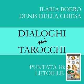 18.Dialoghi sulla Stella: la diciottesima carta dei Tarocchi di Marsiglia