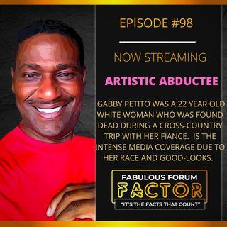Artistic Abductee  (September 20, 2021)