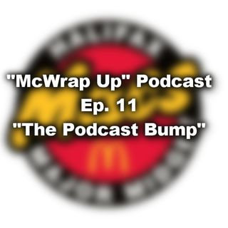 The Podcast Bump