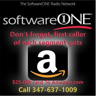 Tech Talk on the SoftwareONE Radio Network-CommVault,Microsoft Contract, WIN10,
