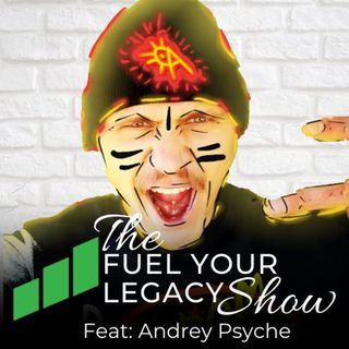 Episode 190: Andrey Psyche, Overcoming fear, self-love, focus, creative process, networking