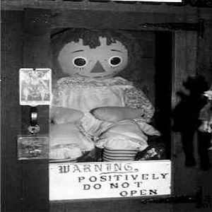 Ep. 45 - The History and Haunting of Dolls